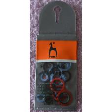 PONY, Marking flat rings for knitting (plastik)