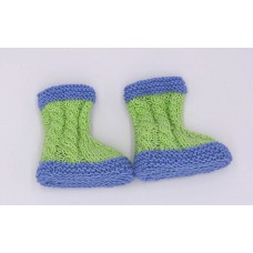 Bootees for New Baby