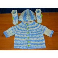 SET FOR BABY 2 pc , 6-9 MNTHS