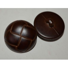 Classic imitation leather plastic buttons