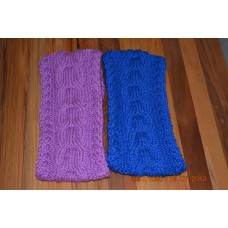 Hand Knitted Stylish Braided Headbands